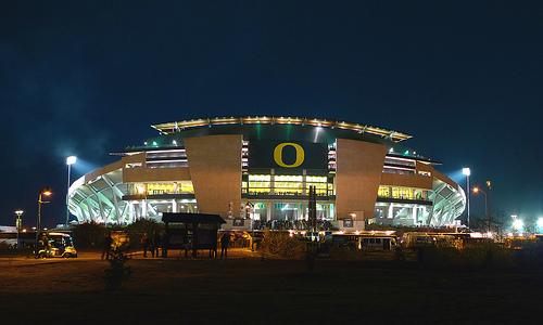 Eugene, Oregon: A Duckin' Good Time