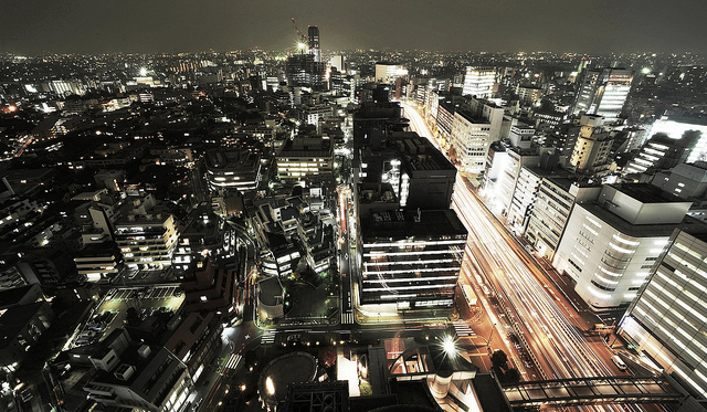A One Night Stand with Tokyo