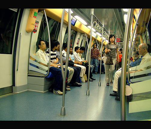 Terror on the Singapore Subway