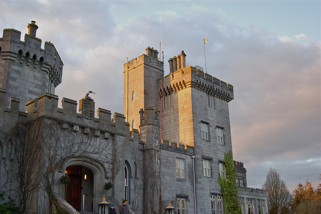 County Clare, a Castle, and a Room Fit for a Queen