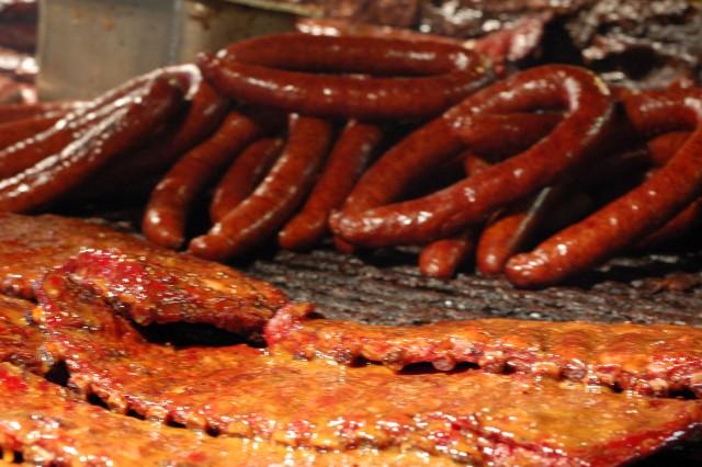 Central Texas: The Best in Texas Bar-B-Que