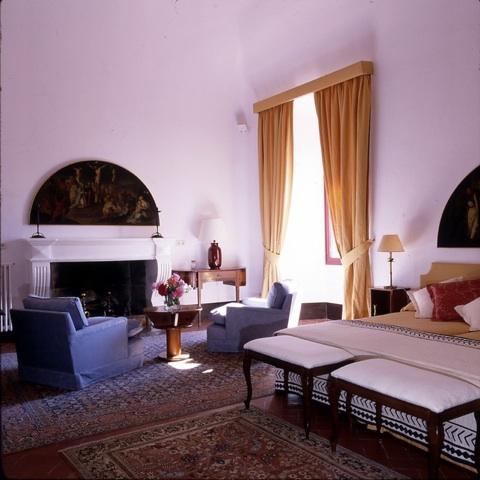 Castle Bedroom Costa Brava