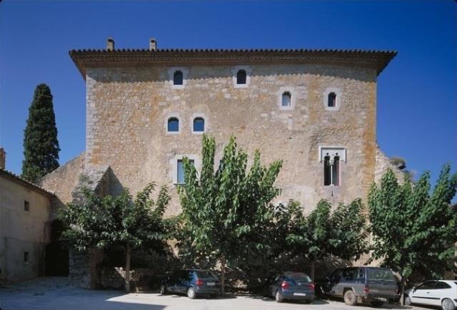 Castle Costa Brava Spain