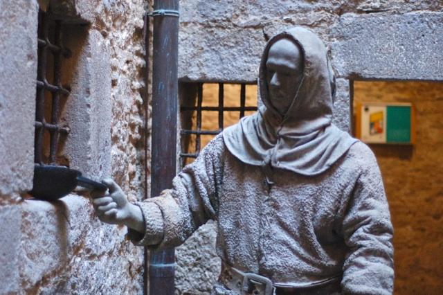 Costa Brava Spain prison