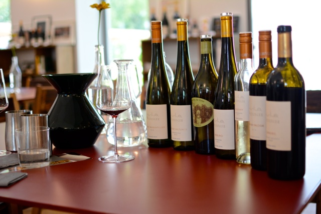 A Private Tour & Tasting at Vienna's Wieninger Winery