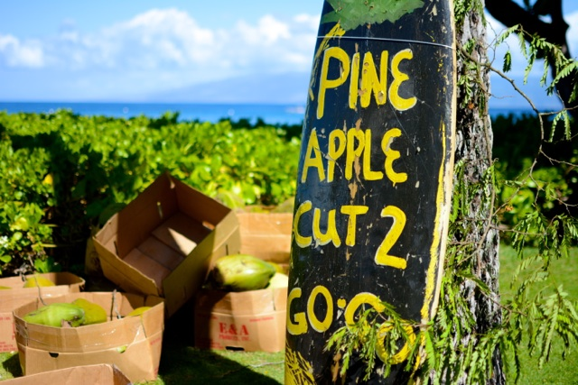 What to Eat and Drink While on Maui
