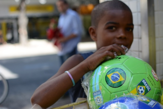 World Cup and Fútbol—A Teacher and Global Connector of People