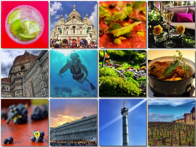 My Travel Year in Instagram Photos for 2014