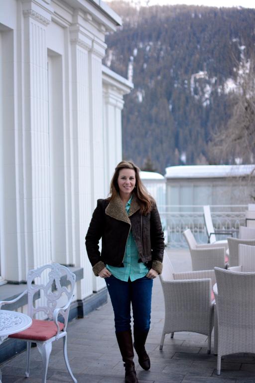Leah Walker_Davos Switzerland