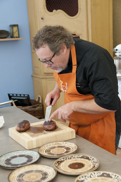 Cookn with Class_chef Eric Fraudeau