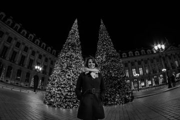 Creating a Holiday Capsule Wardrobe from Galeries Lafayette