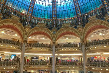 5 Things to do at Galeries Lafayette in Paris (other than Shopping)