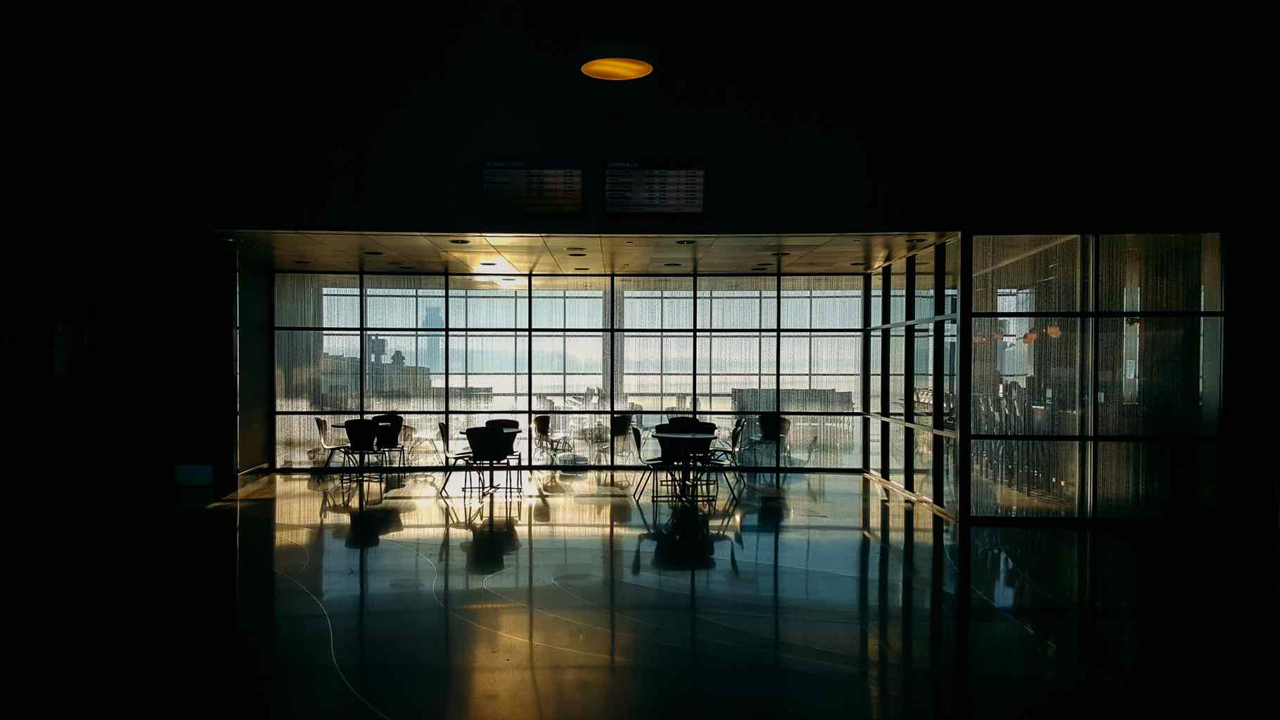 The Dreaded Long Layover: 5 Ways to Pass Time at the Airport by Leah Walker