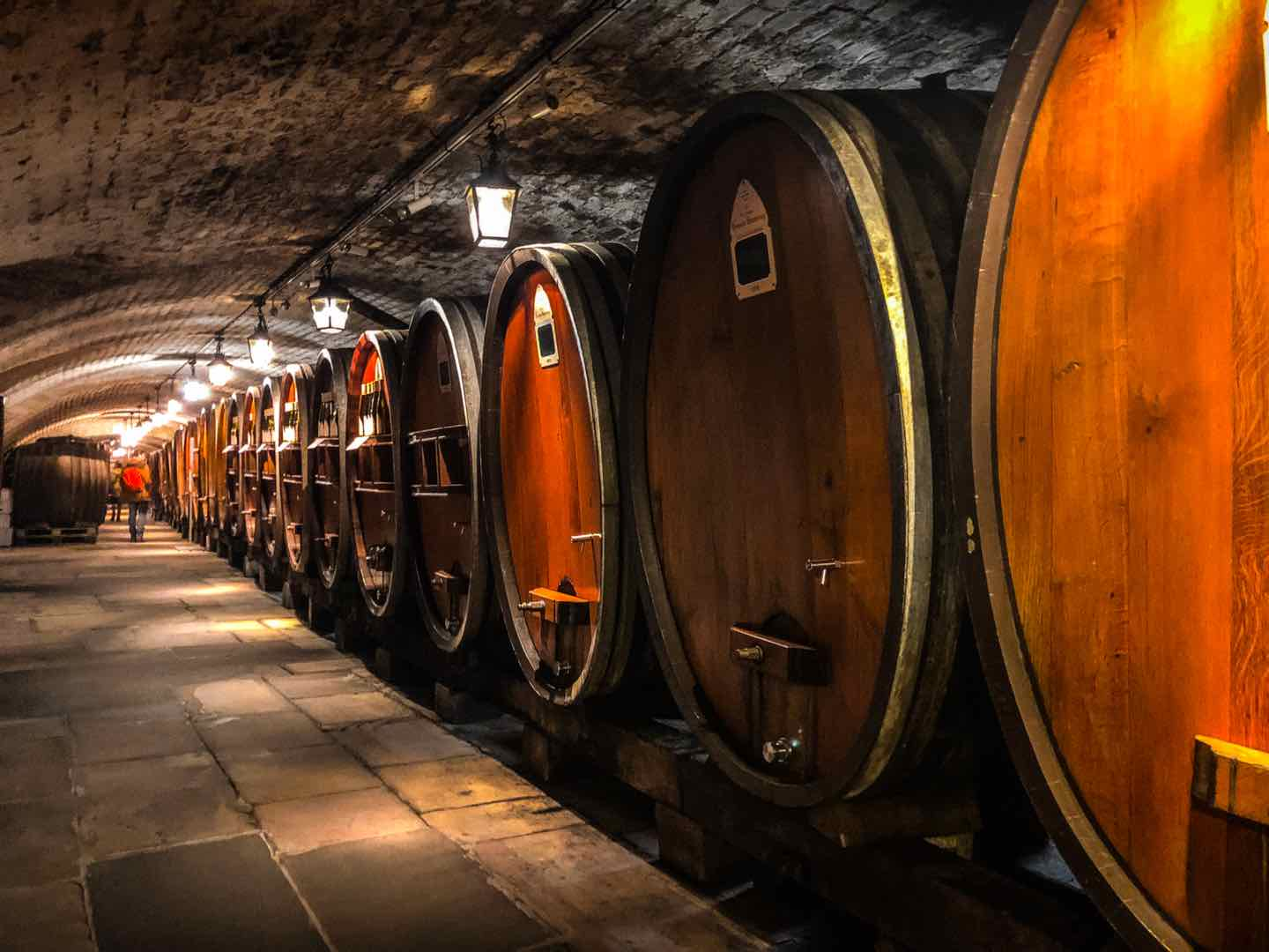 Places to Visit in Strasbourg to Discover its Alsatian Past and Present by Leah Walker Strasbourg Hospices Wine Barrels