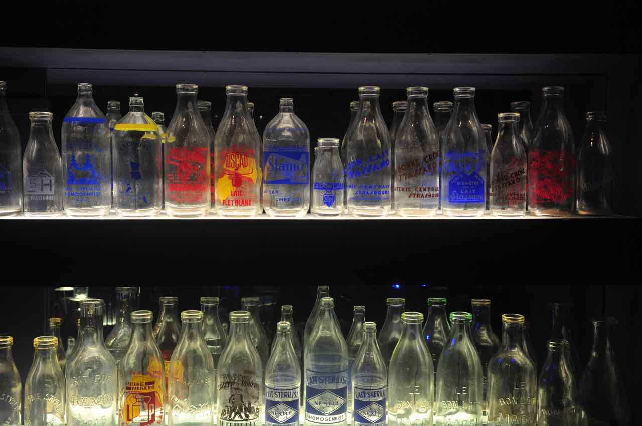 Things to do in the Loire Valley Milk Bottles