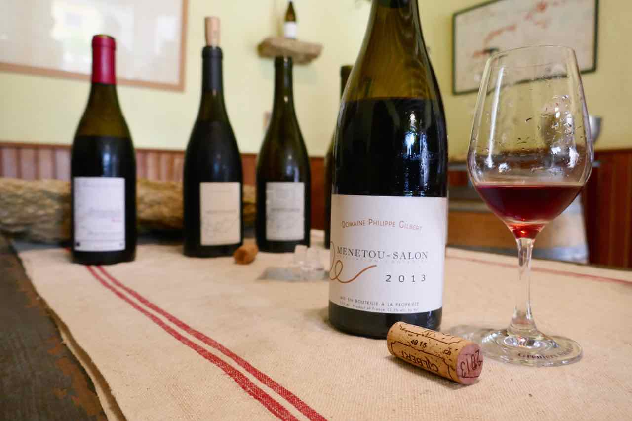 Things to do in the Loire Valley Wine Bottles