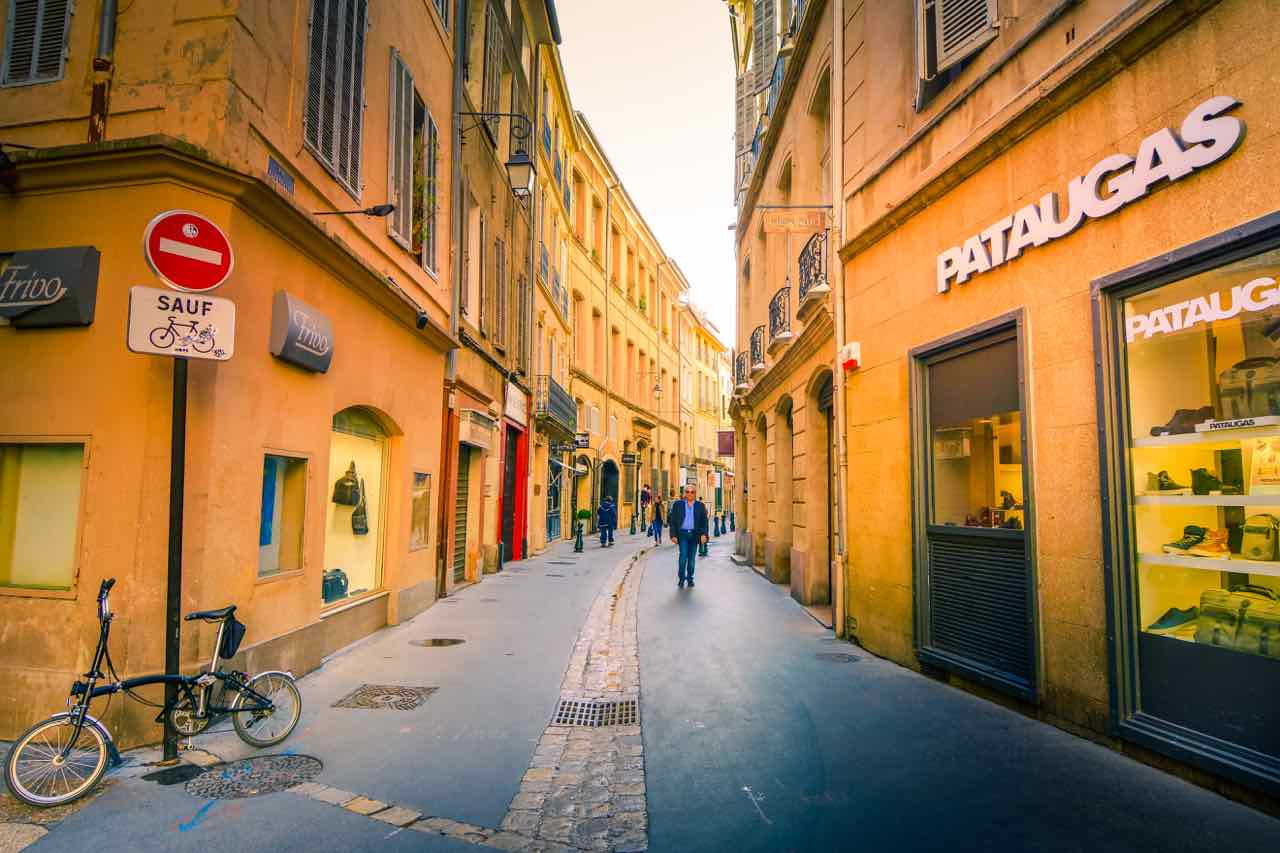 Aix-in-Provence Affordable French Cities