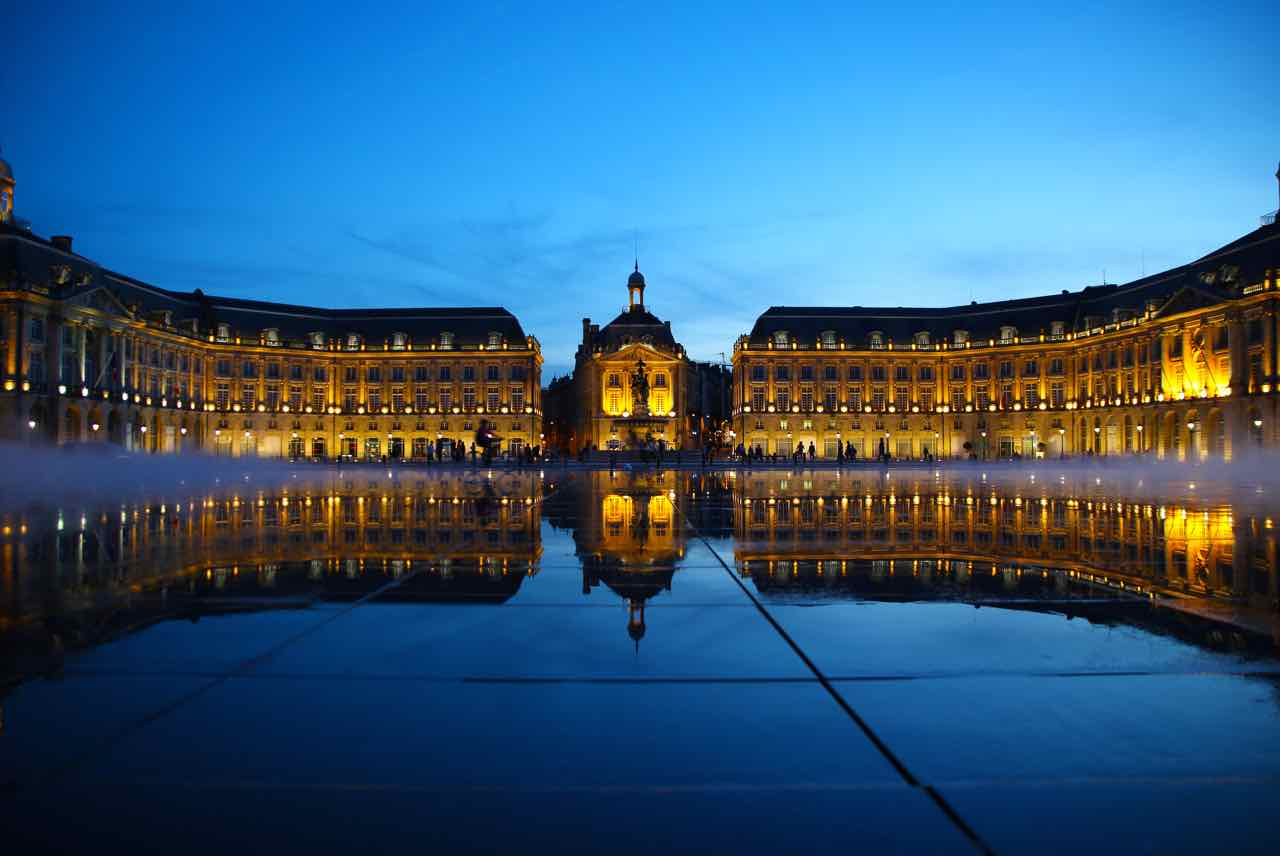 Bordeaux Affordable French Cities