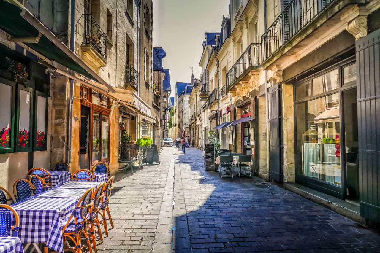 Tours Affordable French Cities