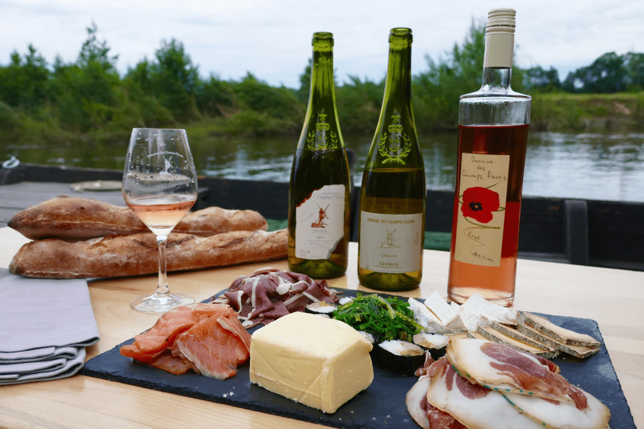 Loire Valley Wine and Food